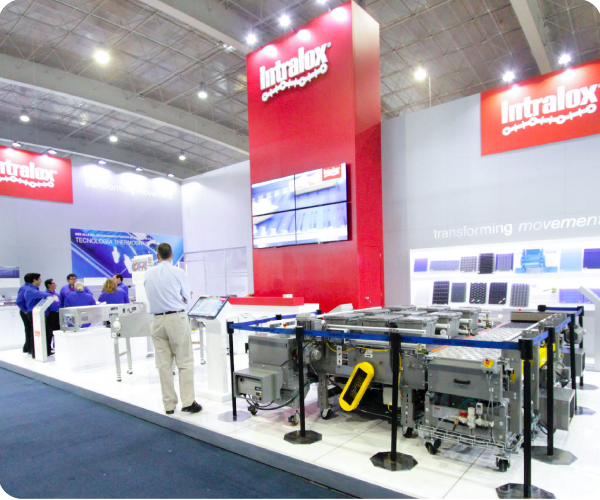 Expo Stands Mexico : Omega group stands in mexico expositions and exhibitor services